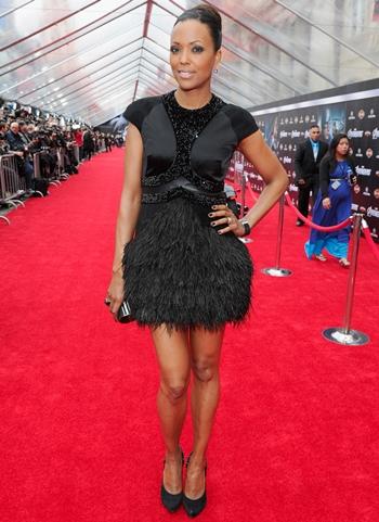 Aisha Tyler Body Measurements Bra Size