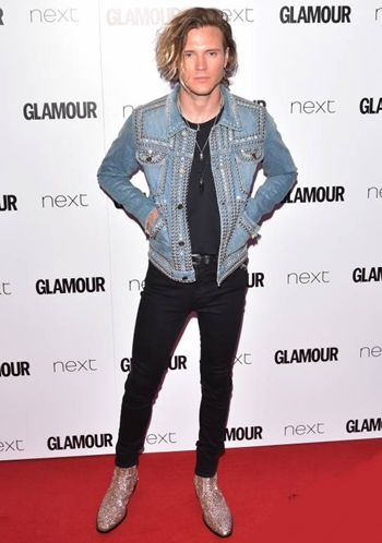 Dougie Poynter Body Measurements Height Weight