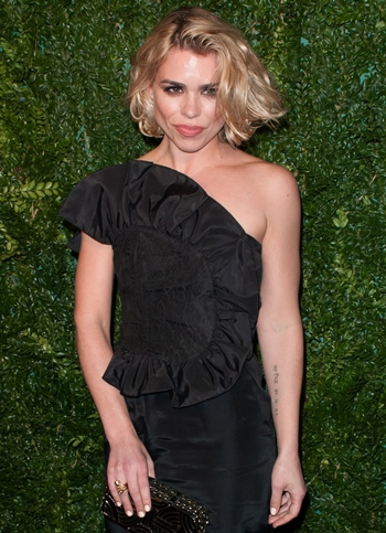 Billie Piper Height Weight Body Shape