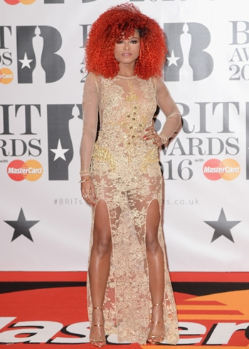 Fleur East Height Weight Bra Size