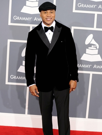 LL Cool J Height Weight Body Shape