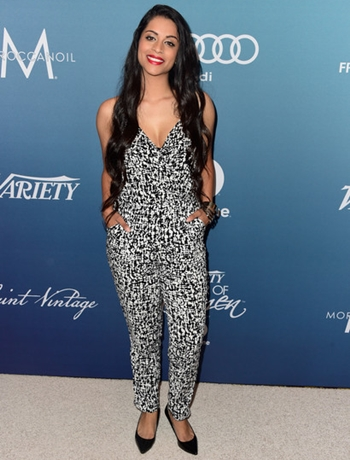 Lilly Singh Height Weight Body Shape