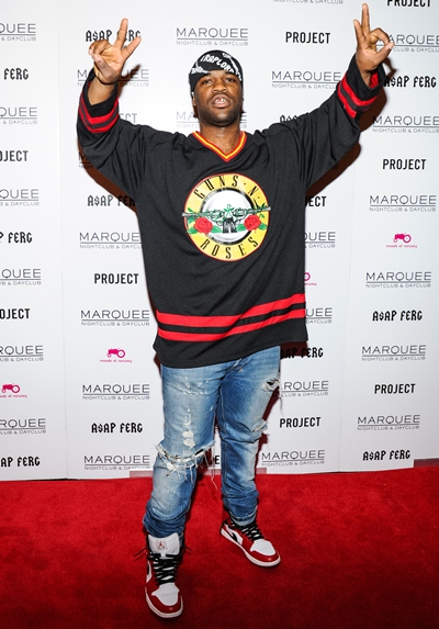 ASAP Ferg Height Weight Body Shape