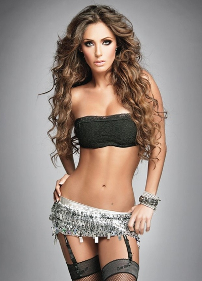 Anahi Body Measurements Bra Size