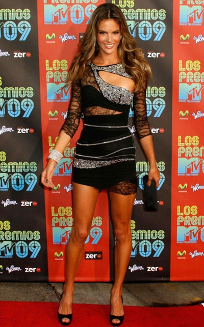 Anahi Height Weight Body Shape