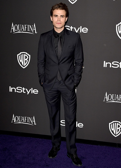 Paul Wesley Height Weight Body Shape