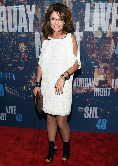 Sarah Palin Body Measurements Bra Size