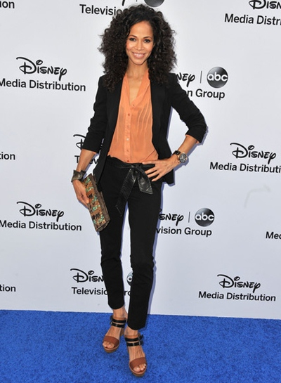 Sherri Saum Height Weight Body Shape
