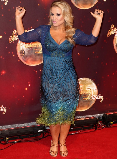 Anastacia Height Weight Body Shape