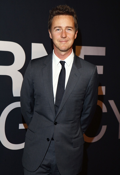 Edward Norton Height Weight Body Shape
