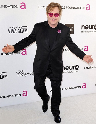 Elton John Height Weight Body Shape