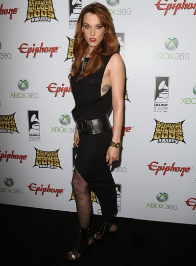 Lzzy Hale Height Weight Body Shape