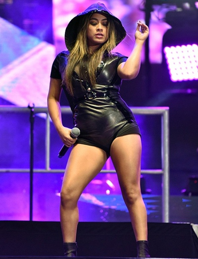 Dinah Jane Hanson Height Weight Body Legs Shape