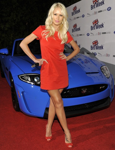 Lauren Bennett Body Measurements Bio