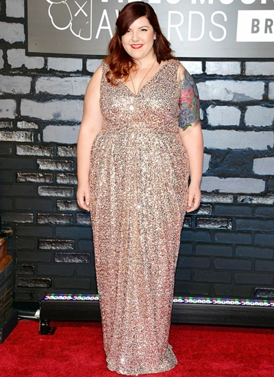 Mary Lambert Height Weight Body Shape