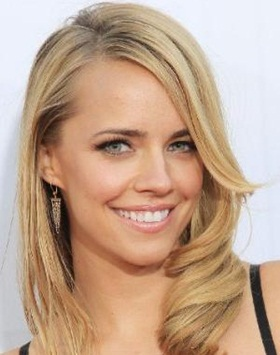 Actress Jessica Barth