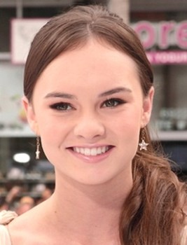 Actress Madeline Carroll