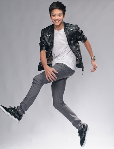 Daniel Padilla Body Meaurements Shoes