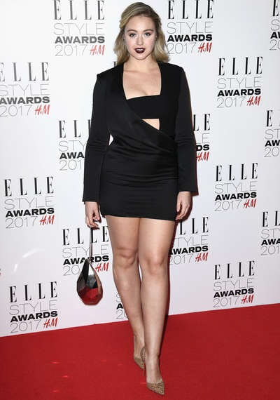 Iskra Lawrence Height Weight Body Shape