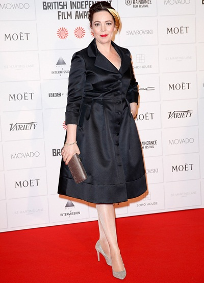Olivia Colman Height Weight Shoes