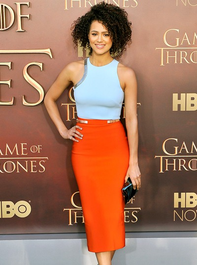 Nathalie Emmanuel Measurements Body Shape