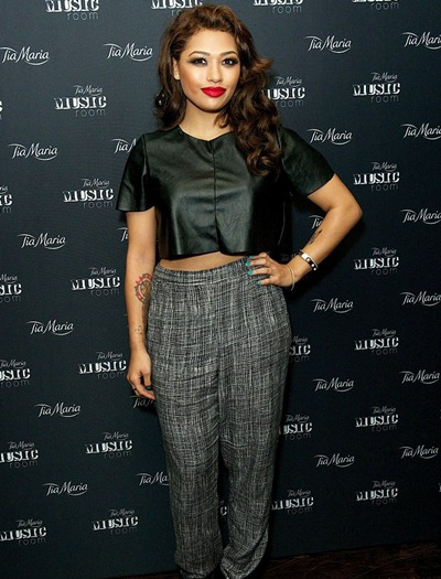 Vanessa White Measurements Body Figure Shape