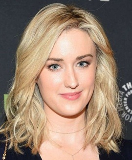 Actress Ashley Johnson