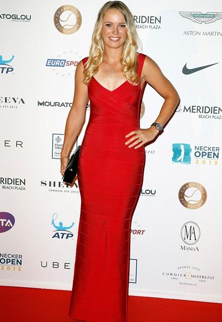 Caroline Wozniacki Measurements Body Shape
