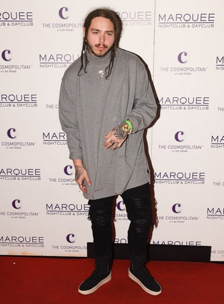 Post Malone Height Weight