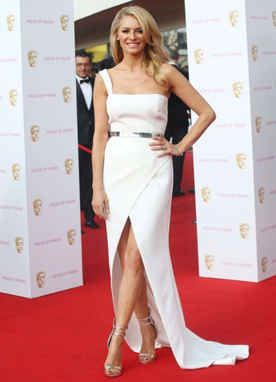 Tess Daly Measurements Body Shape