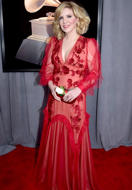 Alison Krauss Measurements Body Shape