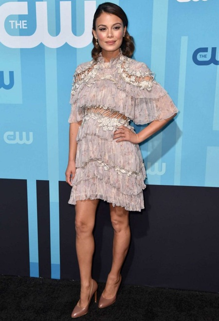 Nathalie Kelley Height Weight Facts