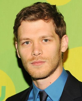 Actor Joseph Morgan