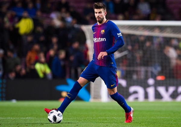 Gerard Pique Height Weight Shoe Size