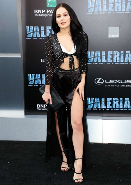 Kelli Berglund Body Measurements Facts