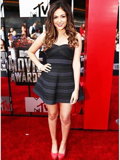 Bethany Mota Height Weight Shoe Size
