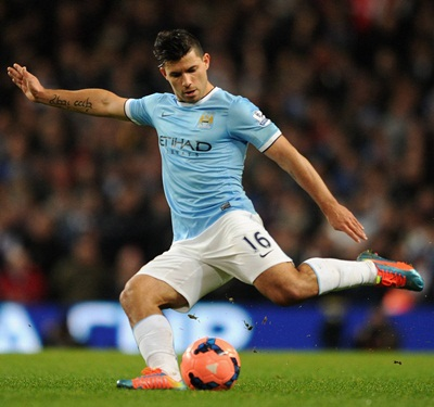 Sergio Aguero Height Weight Stats