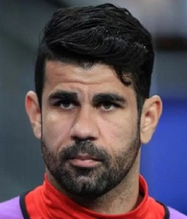 Spanish Footballer Diego Costa