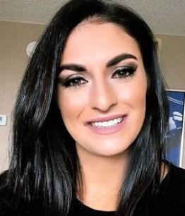 WWE Diva Sonya Deville