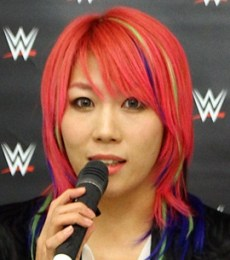 Asuka (Wrestler) Body Measurements Height Weight Bra Size Stats Facts
