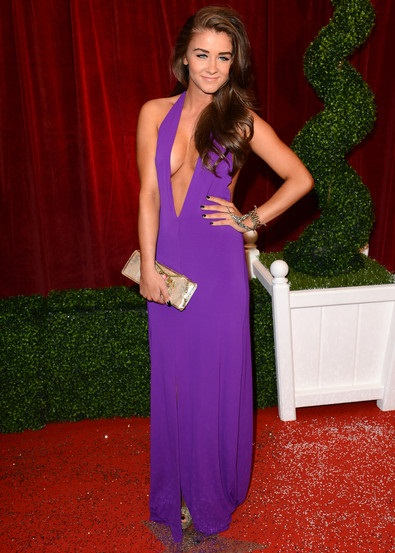 Brooke Vincent Height Weight Stats