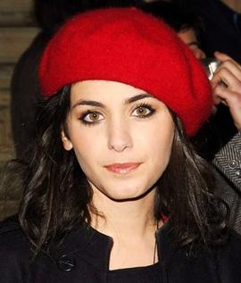 Singer Katie Melua
