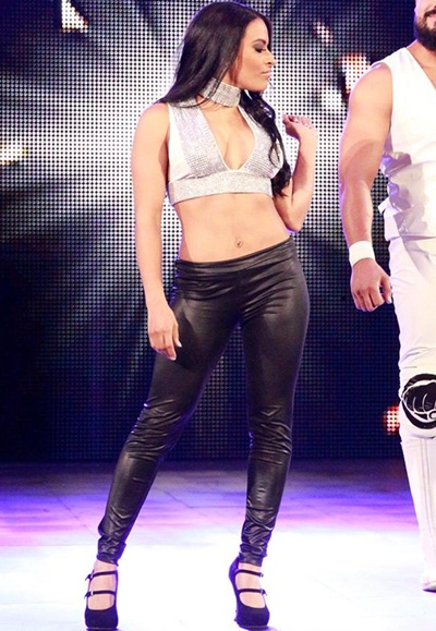 Zelina Vega Height Weight Facts