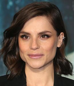 Actress Charlotte Riley