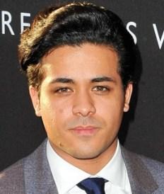 Actor Christian Navarro