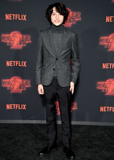 Finn Wolfhard Height Weight Stats