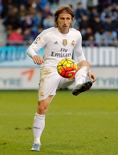 Luka Modric Height Weight Stats