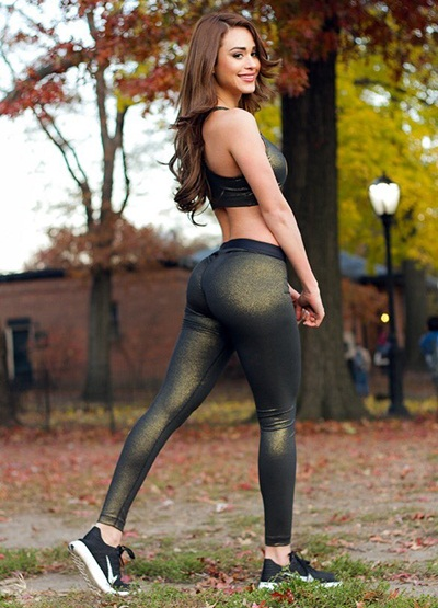 Yanet Garcia Body Measurements Facts