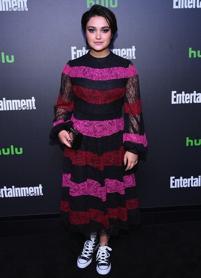 Ariela Barer Height Weight Shoe Size