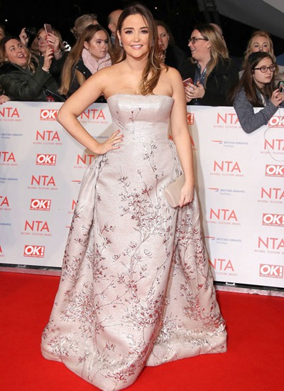 Jacqueline Jossa Body Measurements Stats